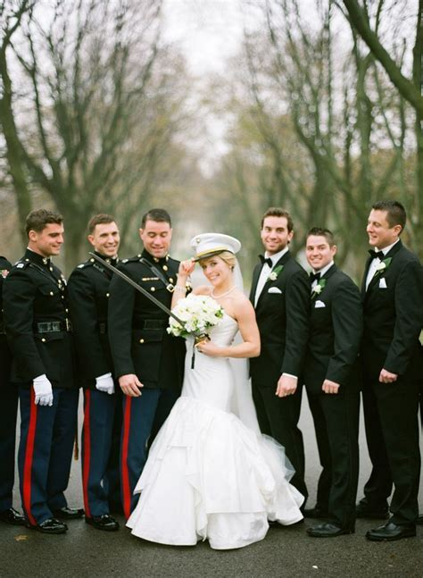 25  best ideas about Military wedding pictures on