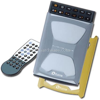 plextor mediax portable media player un disco dalla