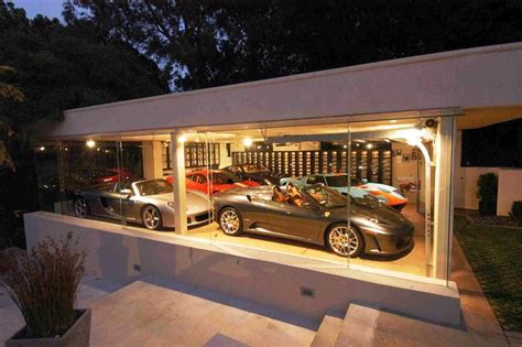 Car In Garage by Now That S What I Call A Beautiful Car Garage Part 10