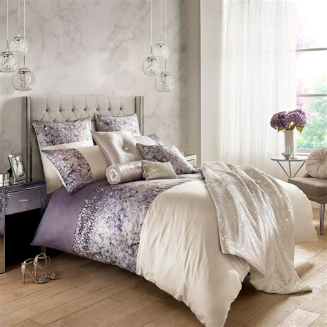 new kylie minogue bedding adds the glamour to bedrooms
