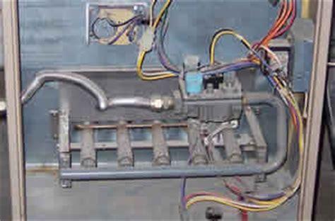 Gas Furnace Pilot Light by Pilot Light Heater