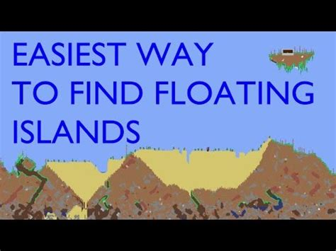 island finding our way books terraria the easy way to find floating island