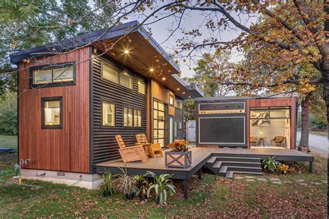 tiny house arkansas fayetteville home featured on tiny house nation only in