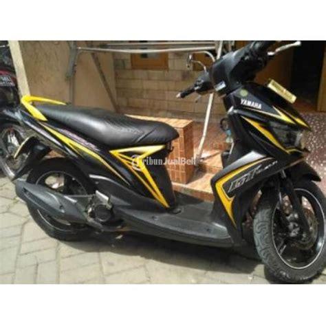 Dijual Motor Yamaha Mio Soul Gt motor yamaha mio soul gt black second tahun 2013 mulus