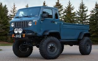 Jeep Or Truck Next Diesel Jeep Wrangler In The Works