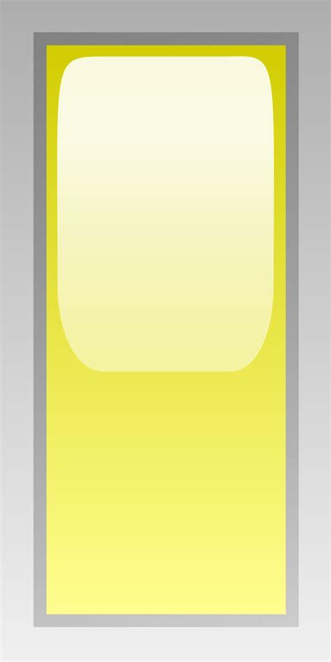 Yellow Rectangular clipart led rectangular v yellow