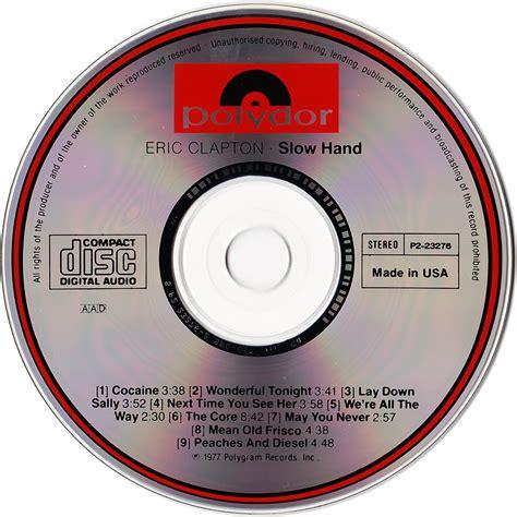 Eric Clapton Slowhand Vinyl 1977 - eric clapton slowhand 1977 avaxhome