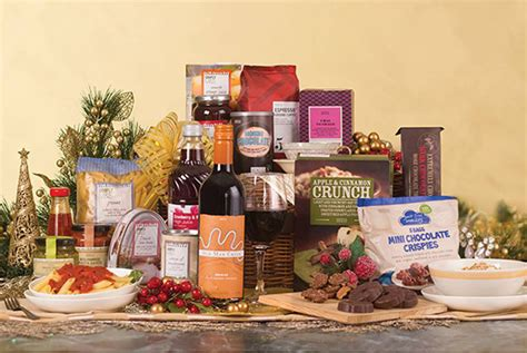 m spencer christmas food gifts 15 places to get food gift baskets this spot ph