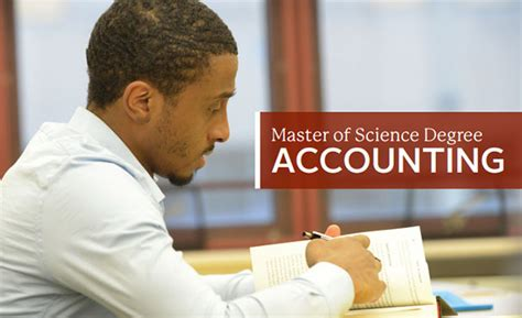 Mba After Masters In Accounting by M S Accounting Graduate Program La Roche College