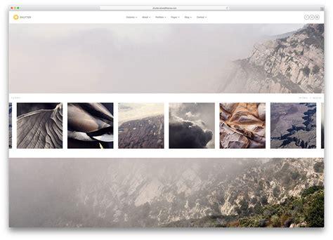 wordpress themes free horizontal 50 best photography wordpress themes 2018 colorlib