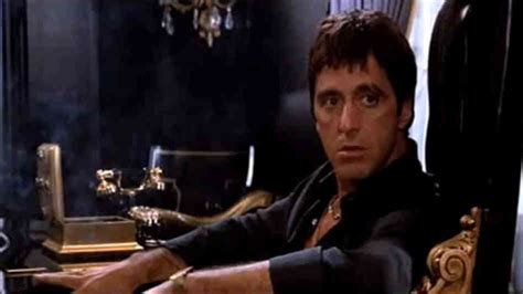 film gangster al pacino scarface over the top but ahead of its time npr