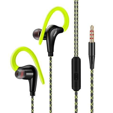 fonge stereo sport earphone headphones in ear