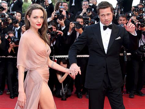 Brangelina Descend On Cannes by Brangelina Story Corriere It