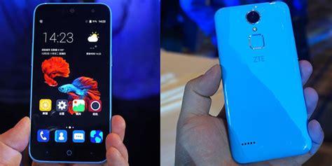 Hp Zte Blade A1 zte blade a1 with fingerprint sensor 5 inch display