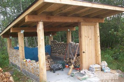 build your own bungalow 17 best images about cordwood on