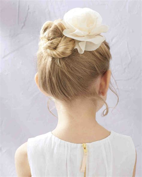 Hairstyles For Flower by Flower Hairstyles That Are And Comfy Martha