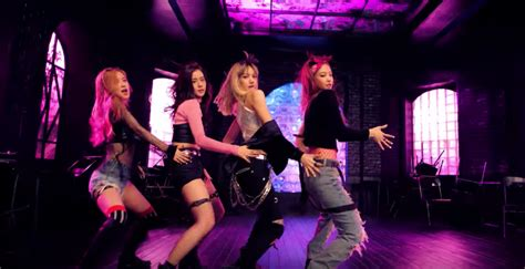 blackpink mv boombayah blackpink s quot boombayah quot becomes their first mv to hit 100