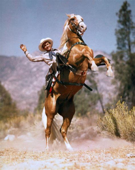 western film horse horses that old western stars of b films and their