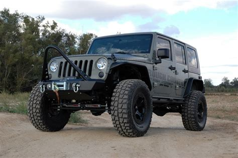 Jeep Series Country 6in Jeep X Series Suspension Lift Kit 4 Door