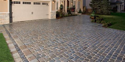 Paving Stone Driveways   A Great Choice!   Unilock