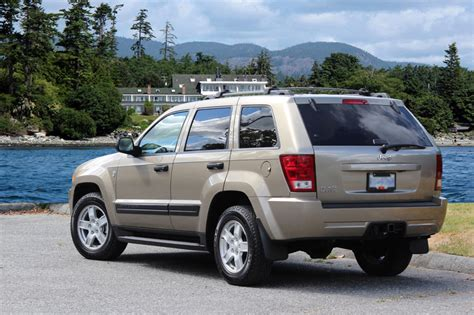 2007 Jeep Grand Laredo Owners Manual 2007 Jeep Grand Laredo 4 215 4 Vancouver Pre Owned