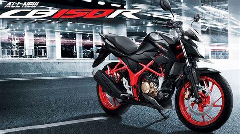 Motor Honda New Cb150 2016 by Honda Cb150r Streetfire Look 2016