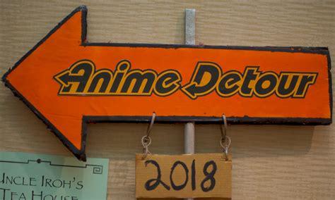 Anime Detour by Babble Anime Detour 2018 Damage