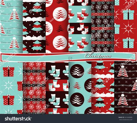 paper design elements 25 vector set christmas abstract vector paper decorative stock