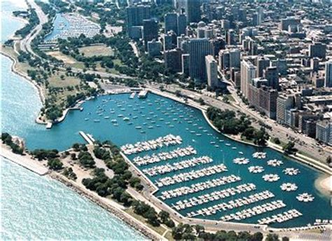 boat slips for rent in chicago lake michigan il usa - Boat Slips For Rent Chicago Il