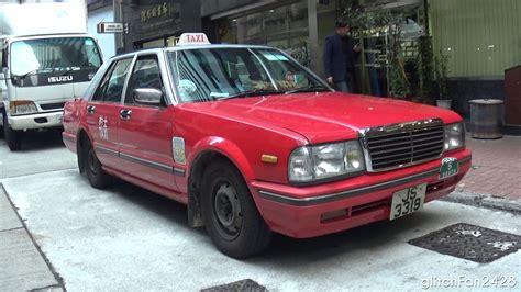 nissan cedric taxi hong kong nissan cedric taxi walkaround