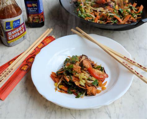 National Veggie Week Honey Tofu Stirfry by Easy 5 2 Diet Recipe For National Vegetarian Week