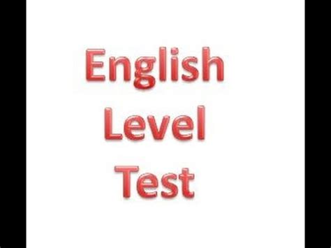 test your level test your level part 1 ข อ 1 25