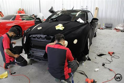 bentley velvet wrap of the day black velvet bentley gtc