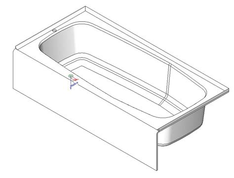 bathtub drawing bathtub in autocad drawing bibliocad