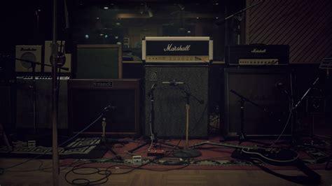 herunterladen  full hd hintergrundbilder mikrofone instrumente raum studio rekord p