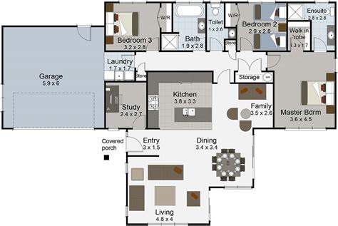 nz floor plans ballad from landmark homes landmark homes