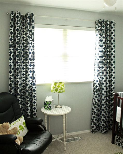 Lined Curtains Diy Inspiration Make Your Own Grommet Top Curtain Panels With This Step By
