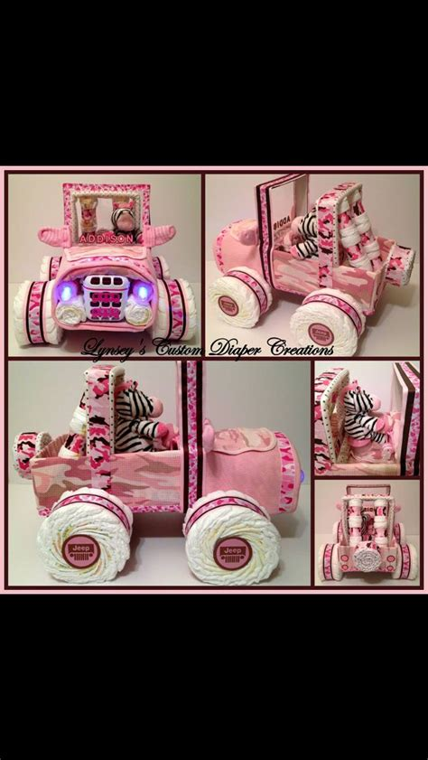 jeep wreath theme 320 best images about diaper cakes diaper creations on