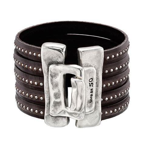 pulseras cuero mujer comprar joyas y relojes baratos ofertas descuentos