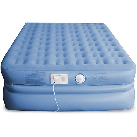 How Much Is Air Mattress At Walmart by Aerobed Raised Signature Comfort 22 Air Bed With Bed