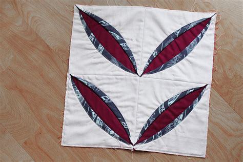 Patchwork Cathedral Window - cathedral windows qal a quilt block remix tutorial