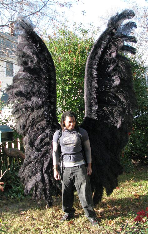 archangel costume wings  stage productions including