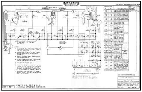 western electric 102 wiring diagram vintage western electric logo wiring diagrams repair