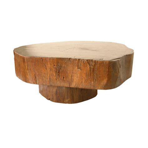 best home design ideas related to tree stump coffee table