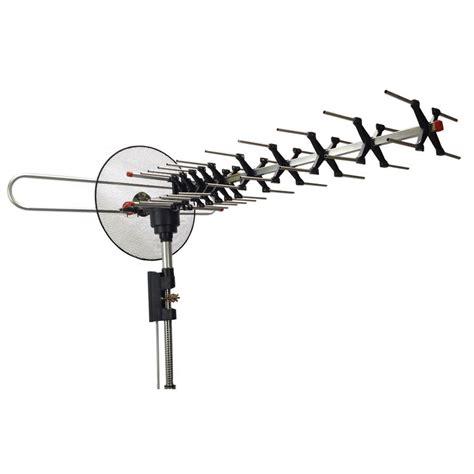 boostwaves digital outdoor tv antenna uhf vhf fm signal