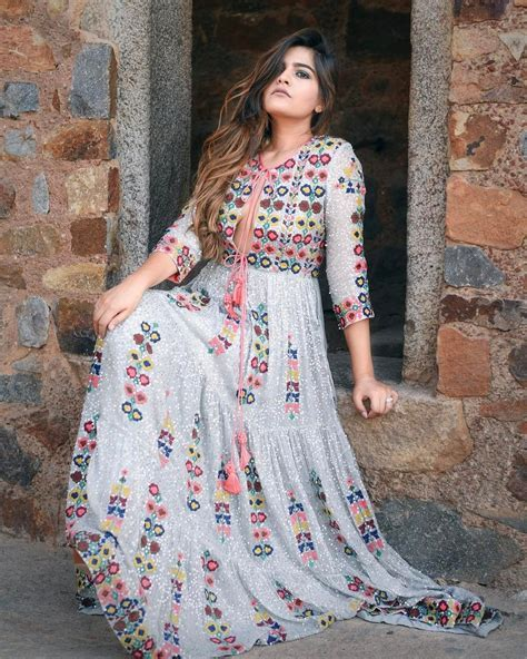Indo Western Outfits To Wear At Weddings Inspired By