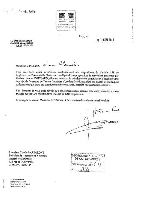 Exemple De Lettre Demande De Reclassement N 176 1632 Rapport D Enqu 234 Te De Mme Pascale Boistard Relative Aux Causes Du Projet De Fermeture