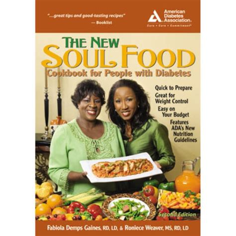 soul food recipes for soul books the new soul food cookbook for with diabetes 2nd