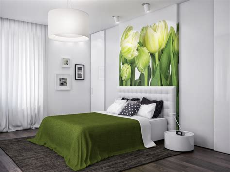 cool green bedrooms beautiful white green wood glass unique design cool rooms