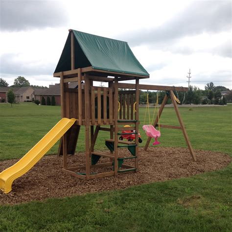 swing set landscaping our work coffel s landscaping